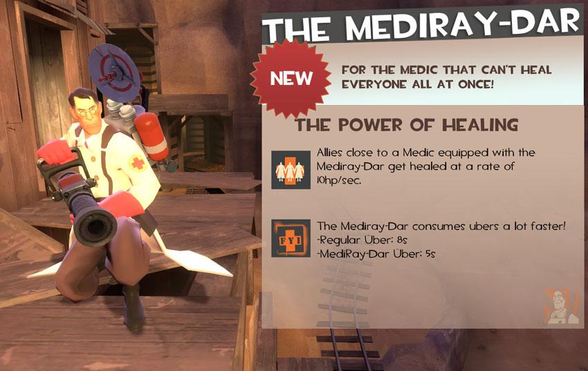 TF2] The Mediray-Dar - AlliedModders